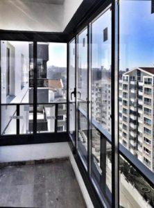 Isıcamlı Cam Balkon Toptan Ümitköy Ankara İmalat Satış Üretim