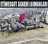 Ankara Etimesgut Hava Lojmanları - Isıcamlı Cam Balkon