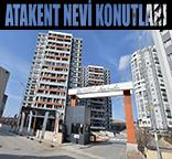 Yenimahalle Atakent Nevi Konutları Isıcamlı Cam Balkon Projesi