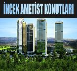 Ankara İncek Ametist Konutları - Isıcamlı Cam Balkon