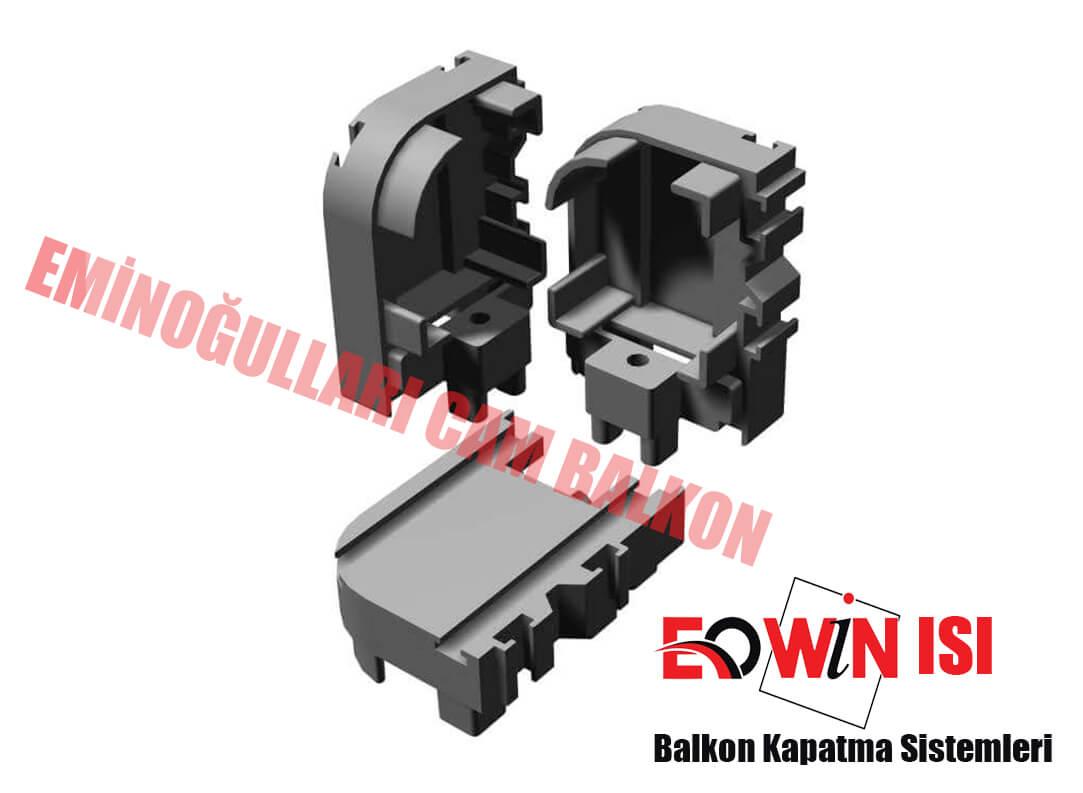 Eowin Isı 90 Derece Fitil Kapak - Isıcamlı Cam Balkon