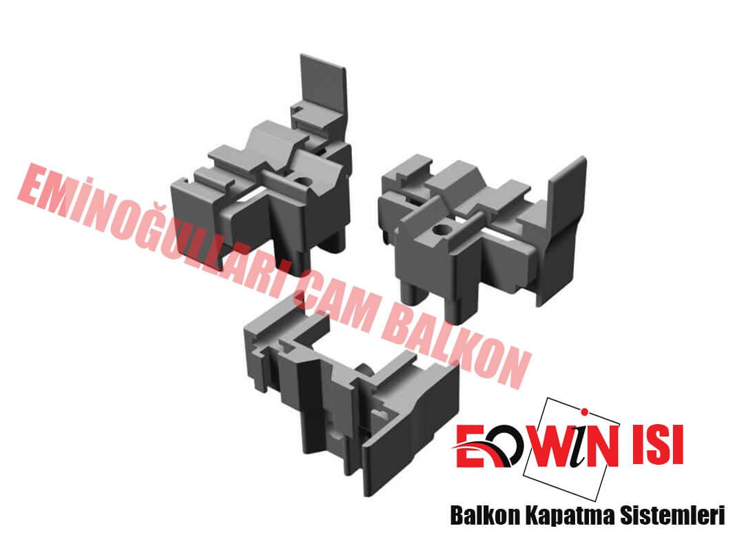 Eowin Isı Ara Fitil Kapak - Isıcamlı Cam Balkon