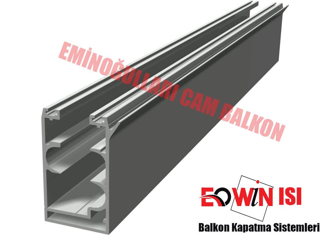 Eowin Isı Kasa - Isıcamlı Cam Balkon