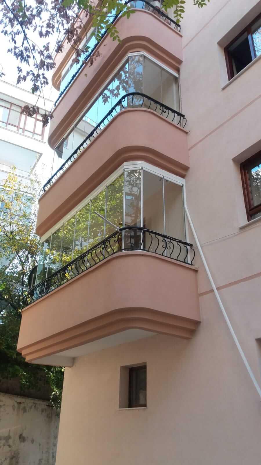 Ankara Çankaya Pro Gold Cam Balkon