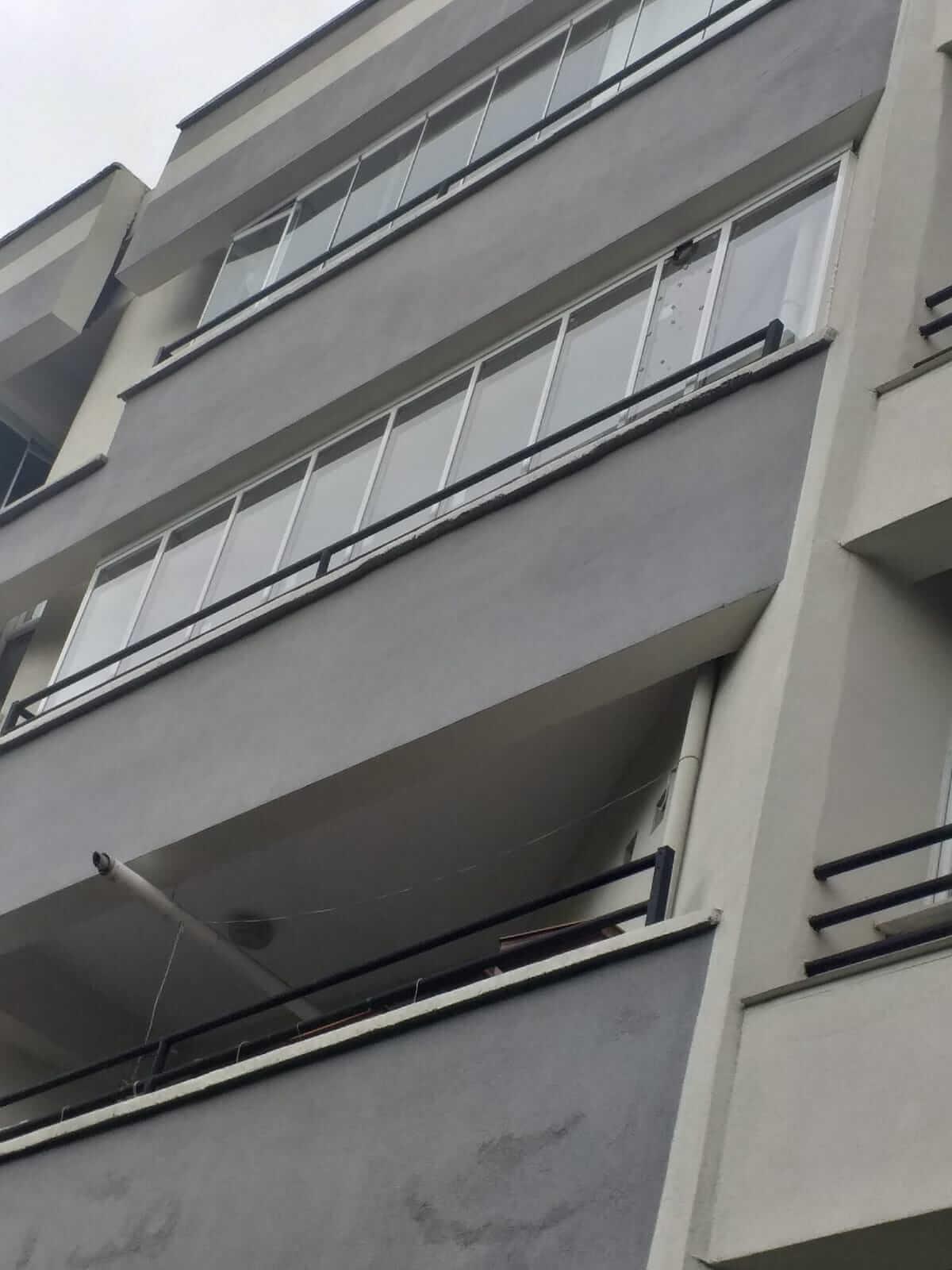 Ankara Çayyolu Isıcamlı Cam Balkon