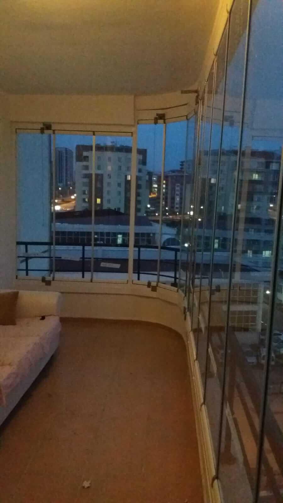 Ankara Elmadağ Pro Gold Cam Balkon