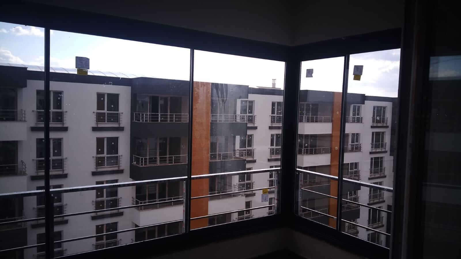 Ankara İvedik Sürme Seri Cam Balkon Sistemleri