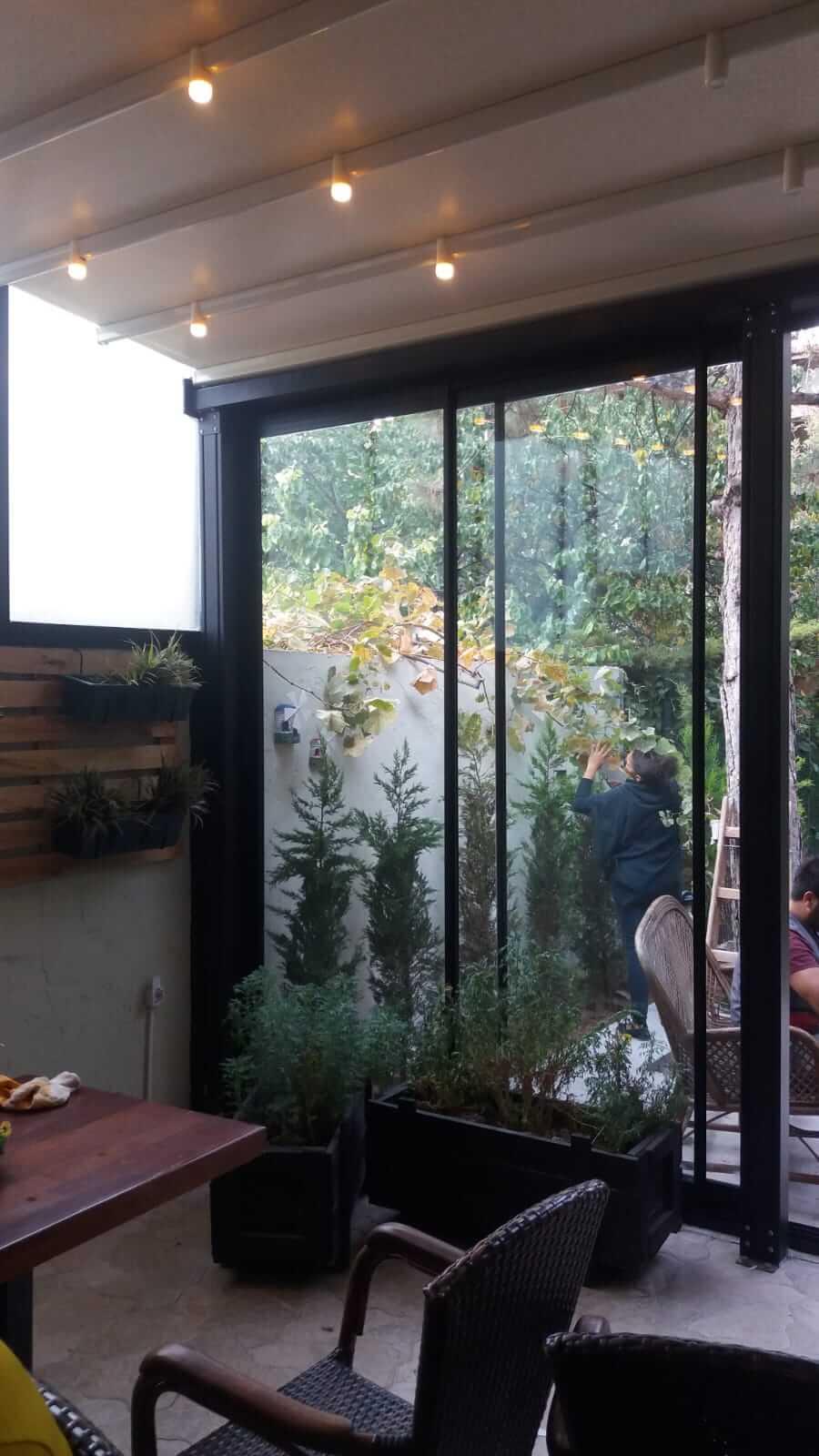 Ankara Oran Sürme Seri Cam Balkon Sistemleri