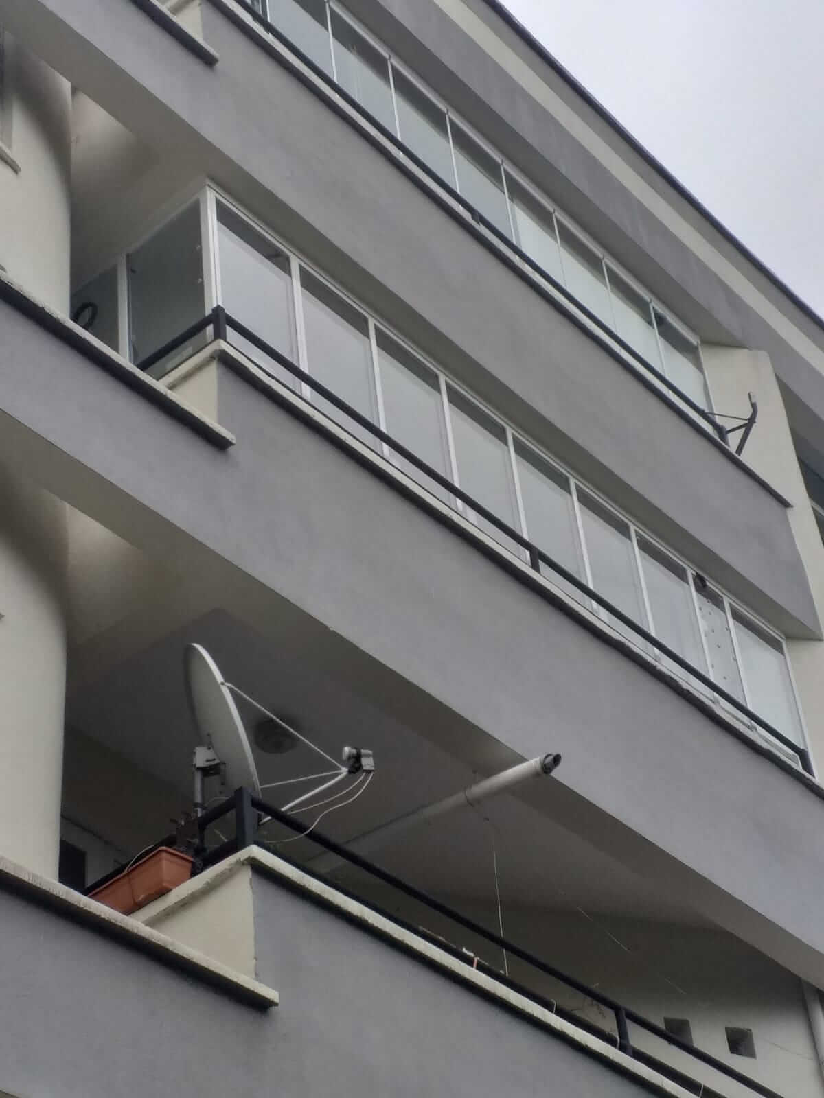 Ankara Polatlı Isıcamlı Cam Balkon