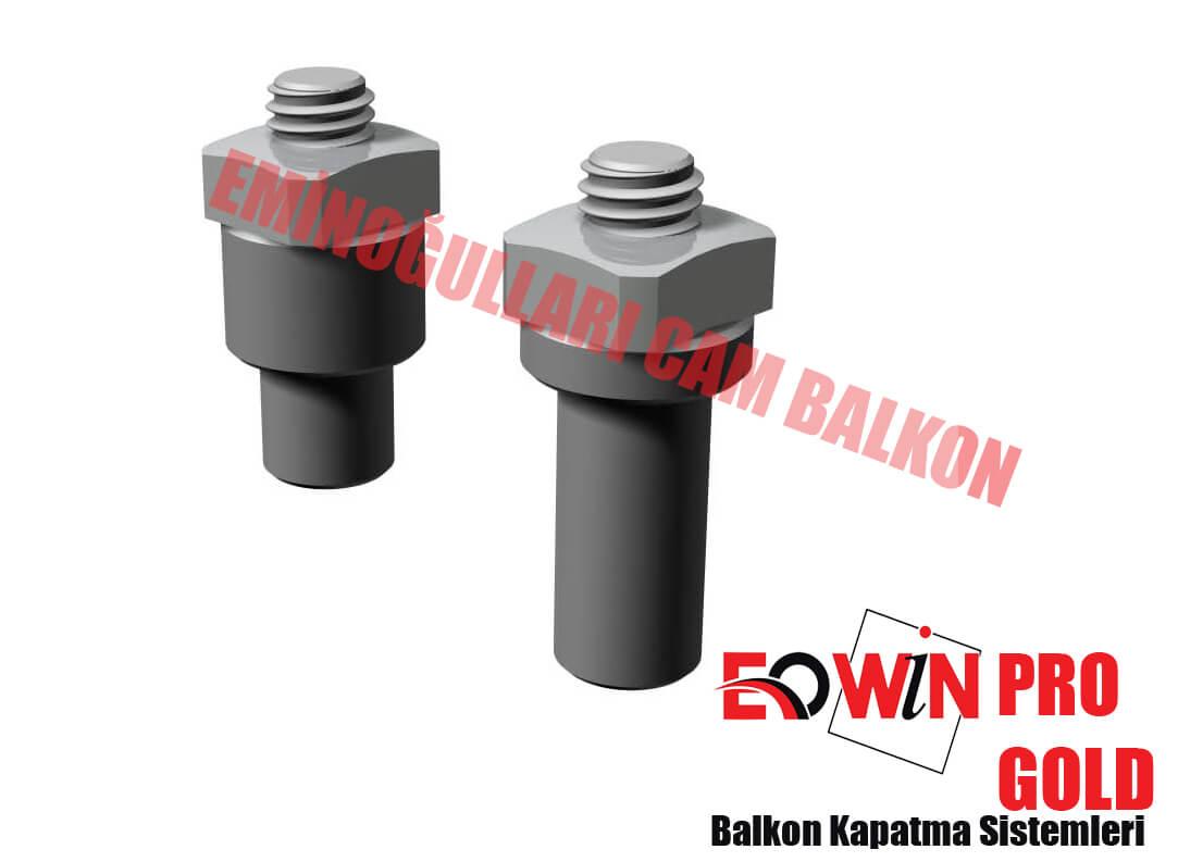 Isıcamlı Cam Balkon - EOWİN Pro Gold Cam Balkon - Alt Üst Menteşe