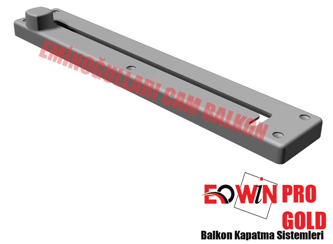 Isıcamlı Cam Balkon - EOWİN Pro Gold Cam Balkon - Ayarlı Stoplama