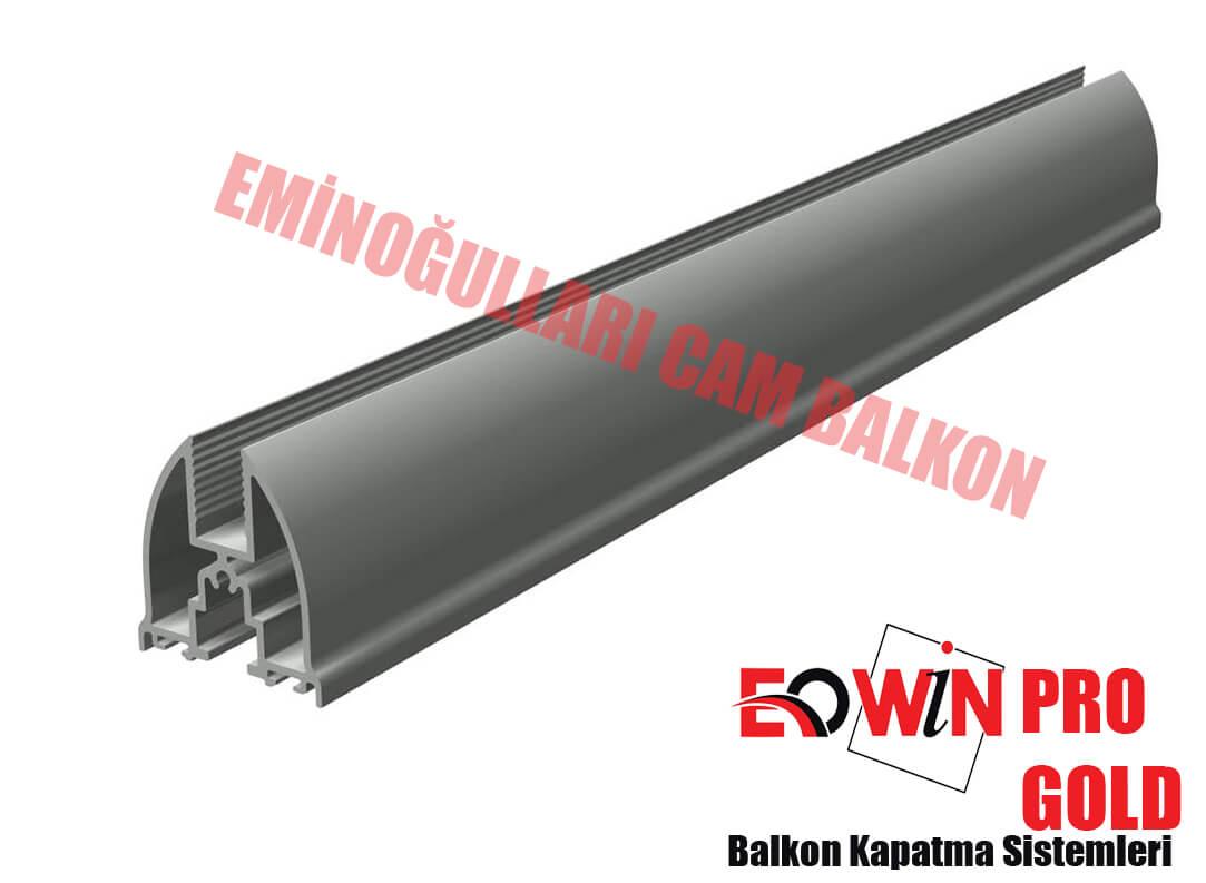 Isıcamlı Cam Balkon - EOWİN Pro Gold Cam Balkon - Baza Kanat