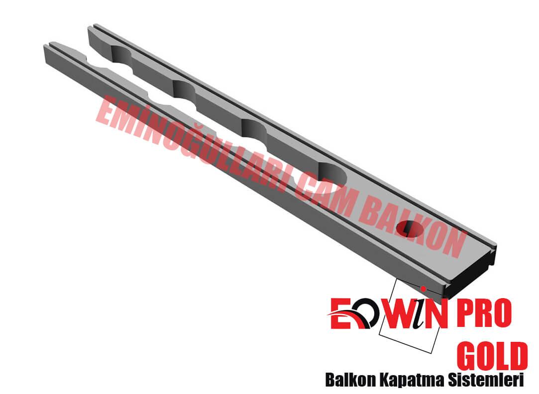 Isıcamlı Cam Balkon - EOWİN Pro Gold Cam Balkon - Lama Bakla 5li