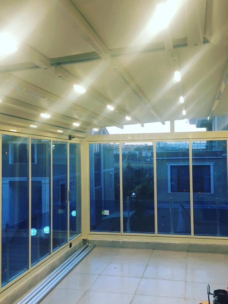 Eminoğulları ısıcamlı cam balkon fiyatları