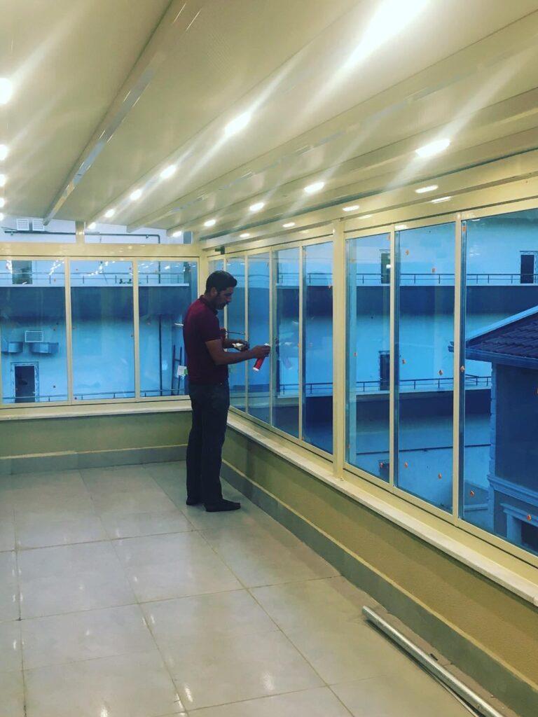Isıcamlı Cam Balkon Markaları Ankara