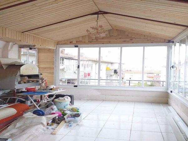 ısı balkon cam filmi