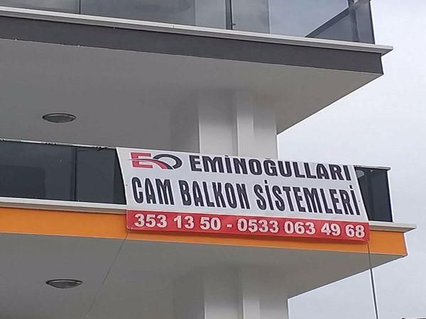 Hatay Isıcamlı Cam Balkon