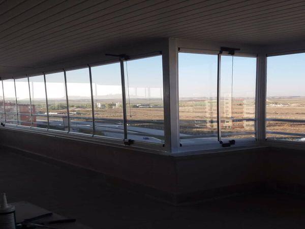 ısı cam balkon renkleri