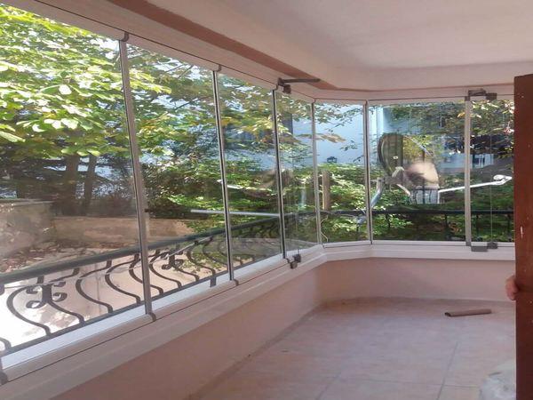 ısı sistem füme cam balkon
