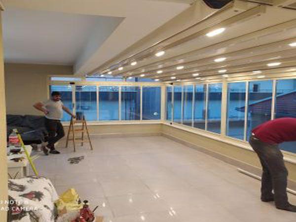 ısı sistem cam balkon modelleri