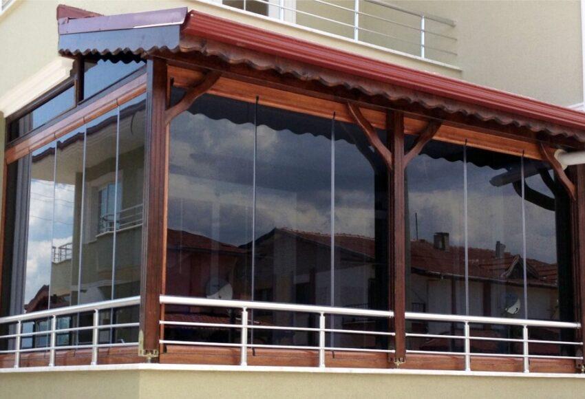ısı yalıtımlı cam balkon